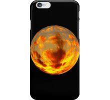 FISH EYE SUNSET #7 iPhone Case/Skin