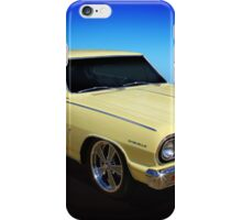 64 Chevelle iPhone Case/Skin