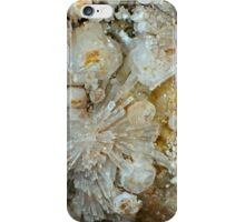Botryoidal Calcite with Zeolite iPhone Case/Skin