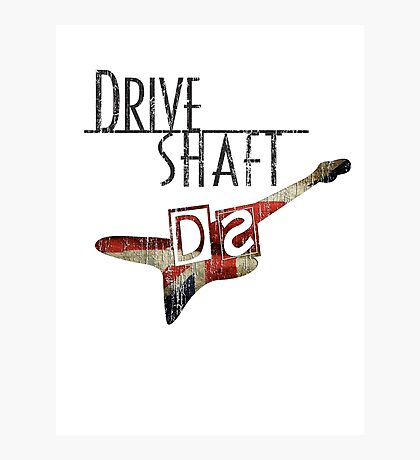 DriveShaft Photographic Print