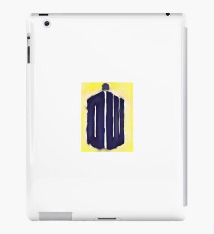 Doctor who logo iPad Case/Skin