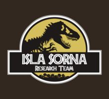 Isla Sorna Research Team by chazy73