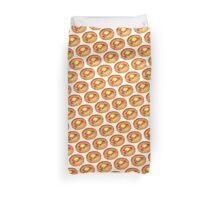 Short Stack Pattern Duvet Cover