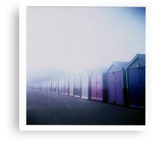 Brighton Blues Canvas Print