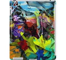 Special places oft exist where hearts desire most persists iPad Case/Skin