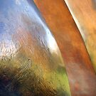 Bronze Abstract by Catherine Hadler