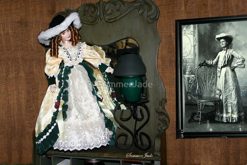 Antiques and Collectibles ~ Doll by SummerJade