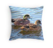 A Perfect Pair Throw Pillow