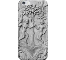 Adam and Eve iPhone Case/Skin