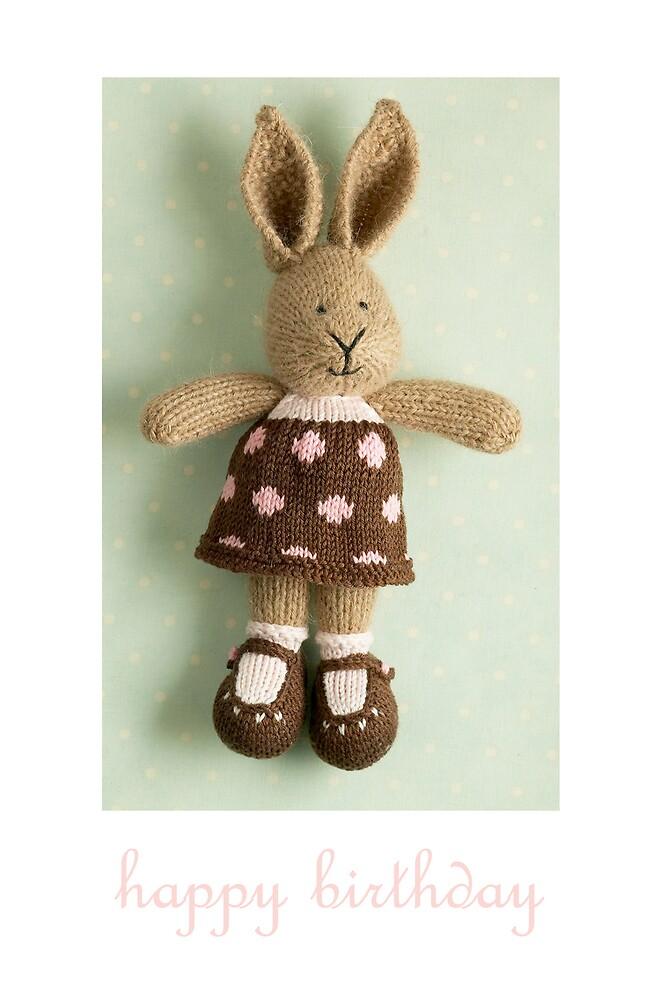 georgette birthday by bunnyknitter