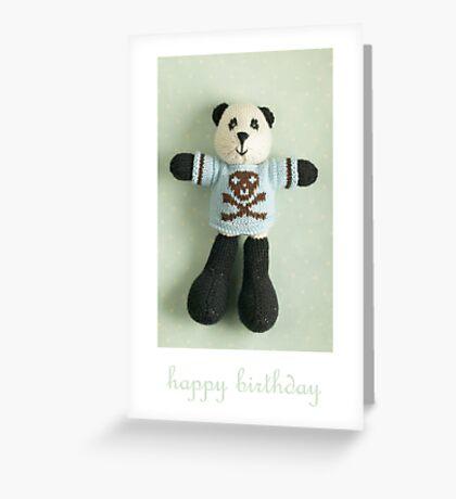 preston birthday Greeting Card