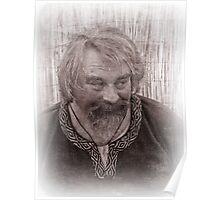 Viking in York #59, Lee Steele Poster