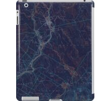 Maine USGS Historical Map Orono 306706 1946 62500 Inversion iPad Case/Skin