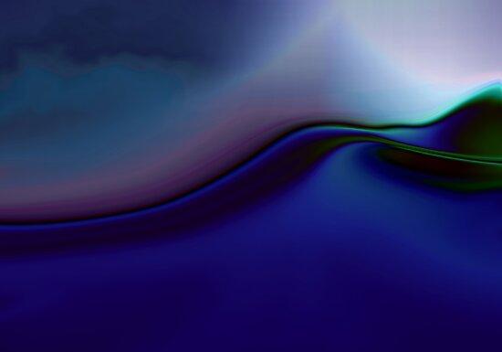 Blue Scene by blamo