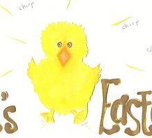 Easter Chick by Frances Young