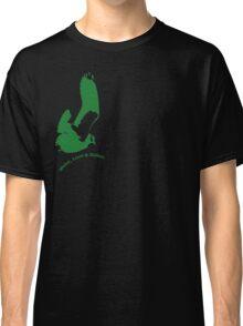 Water, Land & Dike 2 Classic T-Shirt