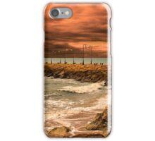 Fantastic variation on old photo iPhone Case/Skin