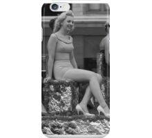 Vintage Chicago 012 iPhone Case/Skin