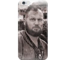 Viking in York #49, Mavein Lutomski iPhone Case/Skin
