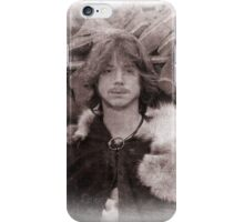 Viking in York #44, Istin Gauthier iPhone Case/Skin