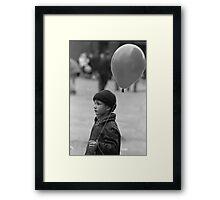 Vintage Chicago 021 Framed Print