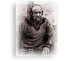 Viking in York #42, Ian Whitehouse Canvas Print