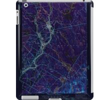 Maine USGS Historical Map Orono 460718 1946 62500 Inversion iPad Case/Skin