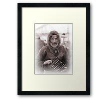 Viking in York #38, Gregorz Pilarczyk Framed Print