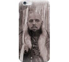 Viking in York #37, Fenris iPhone Case/Skin