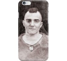 Viking in York #36, Dexter iPhone Case/Skin