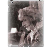 Viking in York #34, Chris iPad Case/Skin