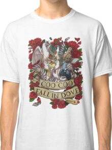Fall in Dove Classic T-Shirt