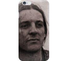 Viking in York #25, Tom Keeley iPhone Case/Skin