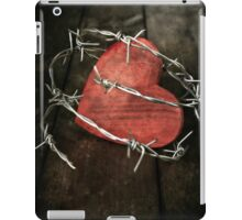 protected heart iPad Case/Skin