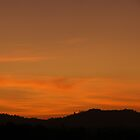Mojave Sunset by AlphaMale912