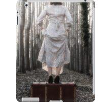 step into my new life iPad Case/Skin