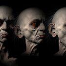 Gollum  by Paul Mellender