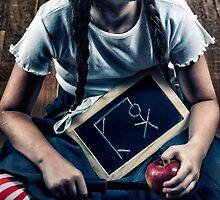 school girl by Joana Kruse