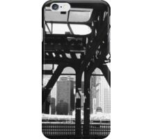 Vintage Chicago 028 iPhone Case/Skin