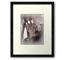 Viking in York #18, Leszek Framed Print