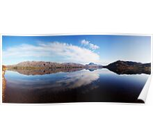 Loch Maree Panorama Poster