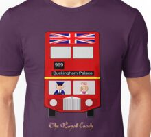 The Royal Coach T-shirt & leggings Unisex T-Shirt