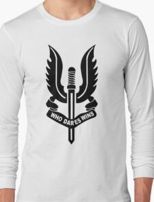 Who Dares Wins Long Sleeve T-Shirt