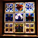 Nine Stained Glass Pictures! by Lesley  Hill
