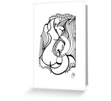 Abstract Moments N16a Greeting Card