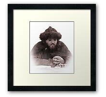 Viking in York #7, Bjorn Framed Print