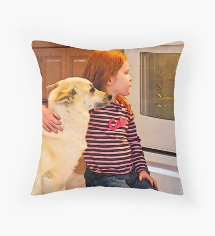 COOKIES! Throw Pillow