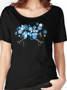 blueberry bliss Women's Relaxed Fit T-Shirt