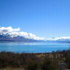Lake Pukaki - New Zealand by Nicola Barnard