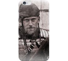 Viking in York #1 Grimm iPhone Case/Skin